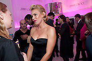 KATHERINE JENKINS, Project PEP, A new line of Jimmy Choo shoes aimed at raising money for rape victims in South Africa. Devised by Tamara Mellon and the Sir Elton John Aids Foundation. . Wonder Room, Selfridges, 400 Oxford Street, London W1, 8.30-10.30pm
