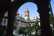 Flagler College, St. Augustine, Florida, USA<br />