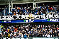 Fotball , 30 September 2018 , Eliteserien , Molde - Rosenborg , Kjernen Supporterklubb , Supportere<br /> <br /> <br />  , Foto: Marius Simensen, Digitalsport