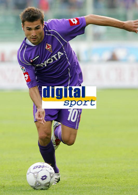 Firenze 01/10/2006<br /> Campionato Italiano Serie A 2006/07<br /> Fiorentina-Catania 3-0<br /> Mutu Adrian Fiorentina<br /> Foto Luca Pagliaricci Inside<br /> www.insidefoto.com