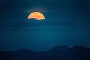 Moonrise | Måneoppgang