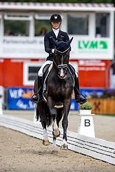 Sejbjerg Jensen Mette, DEN, Suarez<br /> World Championship Young Horses Verden 2021<br /> © Hippo Foto - Dirk Caremans<br /> 25/08/2021