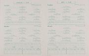 Interprovincial Railway Cup Football Cup Final,  17.03.1963, 03.17.1963, 17th March 1963, referee S O Ceirin , Leinster 1-09, Ulster 2-08, Football Team Leinster, A Phillips, P McCormack, G Hughes, P Connolly, L Casey, P Holden, C Wrynne, M Carley, M Carolan, F Walsh, D Foley, M Whelan, P Cummins, N Delaney, S Brereton, Football Team Ulster, T Turbett, G Kelly, L Murphy, P Rice, P J Flood, T Maguire, J McDonnell, S Ferriter, R Carolan, S O'Neill, F McFeeley, P Doherty, J Whan, P T Treacy, B Morgan, .Interprovincial Railway Cup Hurling Cup Final,  17.03.1963, 03.17.1963, 17th March 1963, referee S O Gliasam, Leinster 5-05, Munster 5-05, Hurling Team Leinster, O Walsh, T Neville, J Walsh, L Foley, S Cleere, W Rackard, J Nolan, D Foley, P Wilson, W Hogan, C O'Brien, F Whelan, O'McGrath, E Wheeler, D Heaslip, Hurling Team Munster, M Cashman, J Brohan, M Maher, J Doyle, T McGarry, A Wall,  J Byrne, T English, J Condon, J Doyle, P J Keane, D Nealon, L Devaney, C Ring, J Smith,.