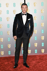 EE British Academy Film Awards at The Royal Albert Hall in London on February 7, 2019 in London, England. 10 Feb 2019 Pictured: Luke Evans. Photo credit: BEL/Capital Pictures / MEGA TheMegaAgency.com +1 888 505 6342