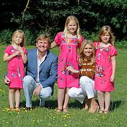 NLD/Wassenaar/20120707 - Koninklijke fotosessie 2012,