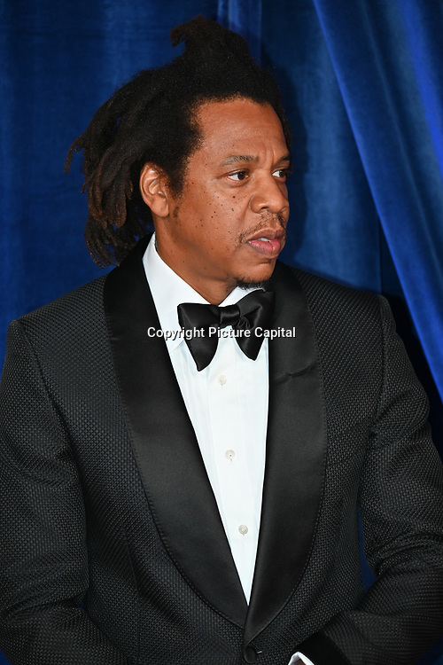 """Jay-Z - Shawn Carter attended """"The Harder They Fall"""" Opening Night Gala - 65th BFI London Film Festival, Southbank Centre, London, UK. 6 October 2021."""