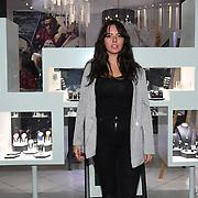 Holly Halkes- Artist arrives at Tresor Paris In2ruders - launch at Tresor Paris, 7 Greville Street, Hatton Garden, London, UK 13th September 2018.