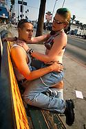 SUNSET BLVD 1998-2001  ©Jonathan Alcorn /JTA