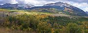Beckwith Mountains, CO