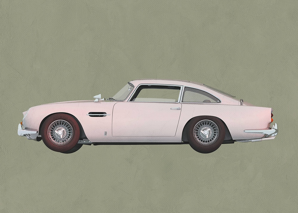 Aston Martin DB5<br />