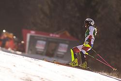 Charlotte Chable (SUI) during the Ladies' Slalom at 56th Golden Fox event at Audi FIS Ski World Cup 2019/20, on February 16, 2020 in Podkoren, Kranjska Gora, Slovenia. Photo by Matic Ritonja / Sportida