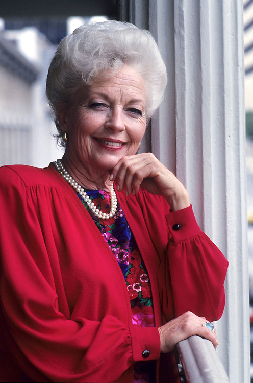 Austin, TX September 13, 2006: Ann Richards,73,  former Texas Governor and tough-talking Democratic stalwart of Texas politics, died Wednesday evening in Austin after a battle with esophageal cancer. Richards at the Governor's Mansion, 1993.  ©Bob Daemmrich /