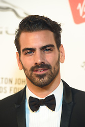 Nyle DiMarco pictured backstage at the Attitude Awards, where he won won the Man of the Year award, at the Roundhouse in North London. Picture date: Thursday October 12th, 2017. Photo credit should read: Matt Crossick/ EMPICS Entertainment.