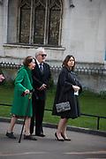 DRUISILLA BEYFUS: ALEXANDRA SHULMAN Service of thanksgiving for  Lord Snowdon, St. Margaret's Westminster. London. 7 April 2017