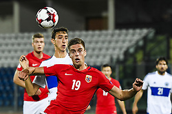 October 5, 2017 - San Marino, SAN MARINO - 171005 Markus Henriksen of Norway during the FIFA World Cup Qualifier match between San Marino and Norway on October 5, 2017 in San Marino. .Photo: Fredrik Varfjell / BILDBYRN / kod FV / 150027 (Credit Image: © Fredrik Varfjell/Bildbyran via ZUMA Wire)