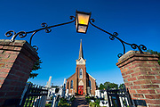 Historic St Peter's Episcopal Church, Lewes, Delaware, USA