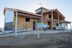 Meigs Point Nature Center at Hammonasset Beach State Park  <br /> Connecticut State Project No: BI-T-601<br /> Architect: Northeast Collaborative Architects  Contractor: Secondino & Son<br /> James R Anderson Photography New Haven CT photog.com<br /> Date of Photograph: 20 November 2015<br /> Camera View: 09