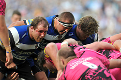 Tom Dunn of Bath Rugby - Photo mandatory by-line: Patrick Khachfe/JMP - Mobile: 07966 386802 13/09/2014 - SPORT - RUGBY UNION - Bath - The Recreation Ground - Bath Rugby v London Welsh - Aviva Premiership