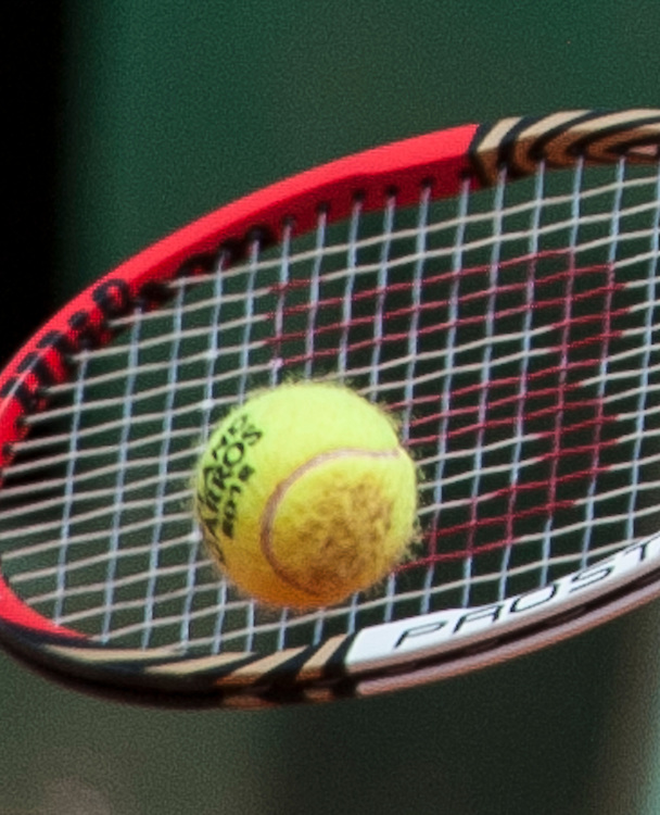 Roland Garros tennis ball