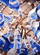 DESCRIZIONE : Campionato 2014/15 Serie A Beko Semifinale Playoff Gara4 Dinamo Banco di Sardegna Sassari - Olimpia EA7 Emporio Armani Milano<br /> GIOCATORE : Team Sassari<br /> CATEGORIA : Fair Play Before Pregame<br /> SQUADRA : Dinamo Banco di Sardegna Sassari<br /> EVENTO : LegaBasket Serie A Beko 2014/2015 Playoff<br /> GARA : Dinamo Banco di Sardegna Sassari - Olimpia EA7 Emporio Armani Milano Gara4<br /> DATA : 04/06/2015<br /> SPORT : Pallacanestro <br /> AUTORE : Agenzia Ciamillo-Castoria/L.Canu<br /> Galleria : LegaBasket Serie A Beko 2014/2015