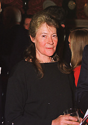 The BARONESS WILLOUGHBY DE ERESBY at a reception in London on 20th April 1999.MRF 13 WO