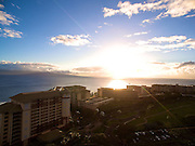 Kaanapali from above