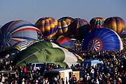 Ballooning, Albuquerque, NM