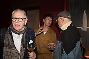 TOMMY TUNNOCK, JONI WALKER, SERPENTINE PARTY, Palazzo Benzon  9 May 2019