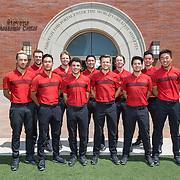 USC Men's Golf | Team Photo | 2017