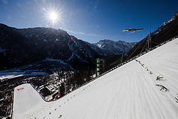 Philipp Aschenwald (AUT) Ski Flying Hill Team Competition at Day 3 of FIS Ski Jumping World Cup Final 2019, on March 23, 2019 in Planica, Slovenia. Photo by Peter Podobnik / Sportida