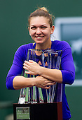 Tennis: BNP Parbas Open 2015 Women Singles Final