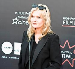 Edinburgh International Film Festival, Wednesday, 27th June 2018<br /> <br /> OBEY (UK PREMIERE)<br /> <br /> Pictured:  Sophie Kennedy Clark<br /> <br /> (c) Alex Todd | Edinburgh Elite media