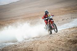 January 10, 2019 - Arequipa, Peru - AREQUIPA, PU - 10.01.2019: DAKAR 20189 - Brabec Ricky (USA) during the Dakar Rally 2019, on Wednesday (10), in Arequipa, Peru. (Credit Image: © Gustavo Epifanio/Fotoarena via ZUMA Press)