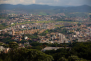 Itabira_MG, Brasil...Vista panoramica de Itabira...The Itabira panoramic view...Foto: LEO DRUMOND /  NITRO