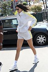 Kendall Jenner - 10 Aug 2018