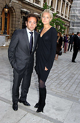 KALITA AL-SWAIDI and her brother TOWFIK AL-SWAIDI at the Royal Academy of Arts Summer Exhibition Preview Party held at Burlington House, Piccadilly, London on 2nd June 2005<br /><br />NON EXCLUSIVE - WORLD RIGHTS