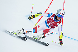 Corinne Suter (SUI) during the Ladies' Giant Slalom at 57th Golden Fox event at Audi FIS Ski World Cup 2020/21, on January 16, 2021 in Podkoren, Kranjska Gora, Slovenia. Photo by Vid Ponikvar
