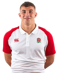 Will Hendy of England Rugby 7s - Mandatory by-line: Robbie Stephenson/JMP - 17/09/2019 - RUGBY - The Lansbury - London, England - England Rugby 7s Headshots