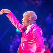 NLD/Amsterdam/20171117 - Muziekfeest Let's Dance 2017, Humberto Tan