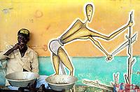 Cayenne - Central market - French Guyane - France
