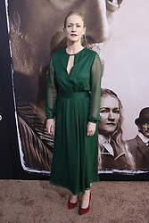 May 14, 2019 - Los Angeles, CA, USA - Los Angeles, CA - MAy 14:  Paula Malcomson attends the Los Angeles Premiere of HBO's 'Deadwood' at Cinerama Dome on May 14 2019 in Los Angeles CA. Credit: CraSH/imageSPACE (Credit Image: © Imagespace via ZUMA Wire)