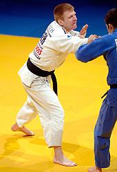 18-03-2006 JUDO: DUTCH OPEN: ROTTERDAM<br /> Adrian Kulisch (GER)<br /> Copyrights: WWW.FOTOHOOGENDOORN.NL