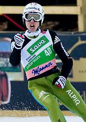 AMMANN Simon, RG Churfirsten, SUI  competes during Flying Hill Individual Second Round at 2nd day of FIS Ski Flying World Championships Planica 2010, on March 19, 2010, Planica, Slovenia.  (Photo by Vid Ponikvar / Sportida)