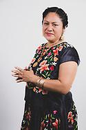Irma Pineda es una poeta originaria de Juchitán, Oaxaca. El 7 de mayo de 2019 fue elegida como miembro del Foro Permanente para Cuestiones Indígenas. Es la primera mexican en ocupar ese cargo.