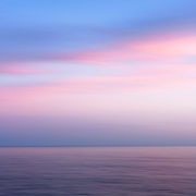 Soft pastels across the vast Lake Superior. Camera movement softens the image for a dream like appearance.
