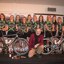 16-02-2018: Wielrennen: teampresentatie Parkhotel: Valkenburg