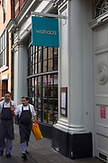 "Following a suspected outbreak of norovirus, several branches of the Wahaca Mexican food chain were closed after over 350 members of the public and staff fell ill of a probable breakout of the winter vomiting bug, including this branch in Covent Garden in London, United Kingdom. Co-founders Thomasina Miers, and Mark Selby, said: ""We assessed each case and when it became clear they were not isolated incidents, we got in touch with relevant officials at Public Health England and environmental health officers."" In all nine branches were suspected and closed, and four have reopened as of 3rd November 2016."