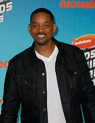 March 23, 2019 - Los Angeles, CA, USA - LOS ANGELES, CA - MARCH 23: Will Smith attends Nickelodeon's 2019 Kids' Choice Awards at Galen Center on March 23, 2019 in Los Angeles, California. Photo: CraSH for imageSPACE (Credit Image: © Imagespace via ZUMA Wire)