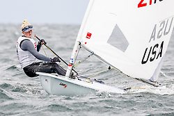 , Laser Radial Youth Worlds 19. - 25.08.2018, Laser Radial W - USA 211828 - Lillian MYERS