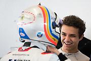 January 24-28, 2018. IMSA Weathertech Series ROLEX Daytona 24. 23 United Autosports, Ligier LMP2, Lando Norris, Fernando Alonso, 2x World Champion F1 driver, United Autosports